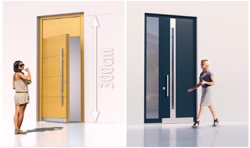Drzwi drewniane Małopolska - Szybko, tanio i solidnie