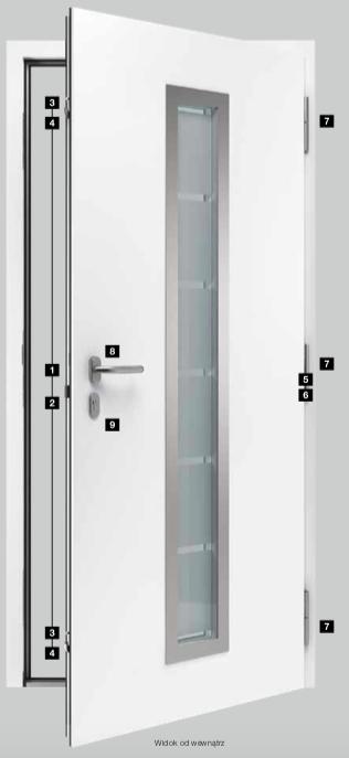 Sprawdź naszą ofertę na drzwie metalowe i stalowe