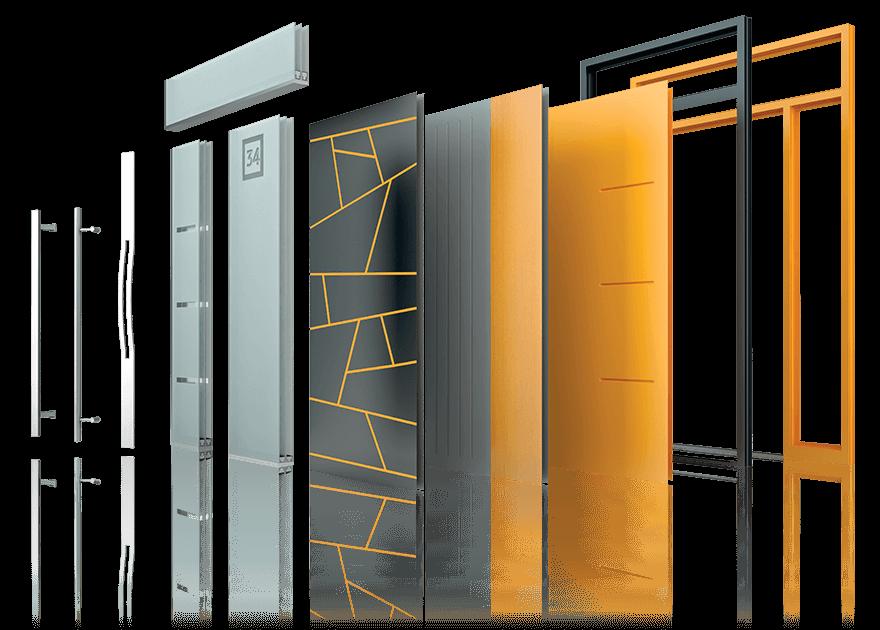 Gdzie zamówić drzwi aluminiowe zewnętrzne Kraków?