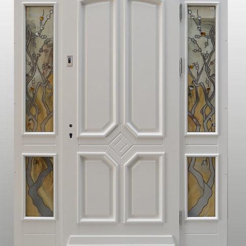 Drzwi zewnętrzne Chrzanów