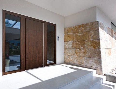 Drzwi zewnętrzne Skawina
