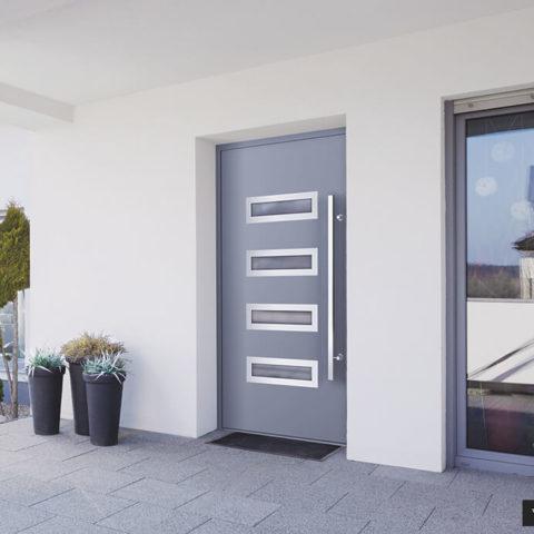 Drzwi zewnętrzne Małopolska