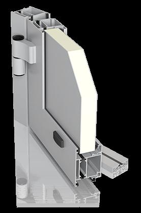 Drzwi aluminiowe Krynica Zdrój