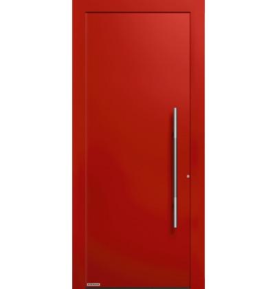 Drzwi aluminiowe Słomniki