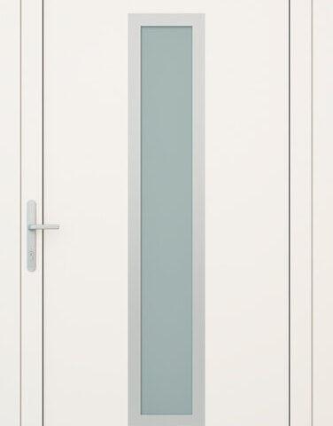 Drzwi aluminiowe Skała