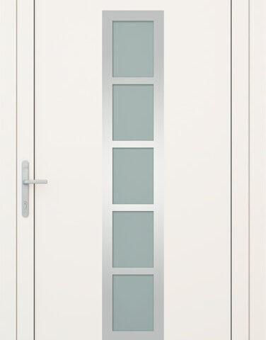 Drzwi aluminiowe Zator