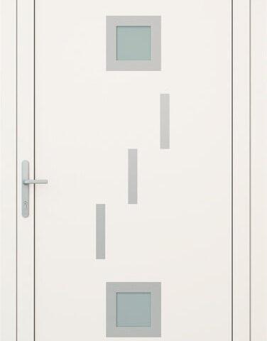Drzwi aluminiowe Żabno