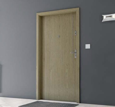 Drzwi wejściowe Chrzanów do mieszkania