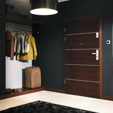 Drzwi wejściowe Oświęcim do mieszkania