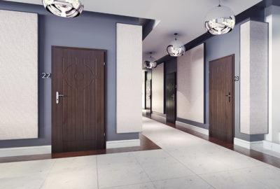 Drzwi wejściowe Nowy Targ do mieszkania
