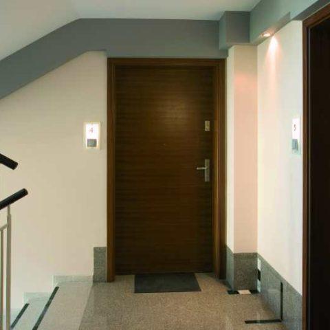 Drzwi wejściowe Olkusz do mieszkania