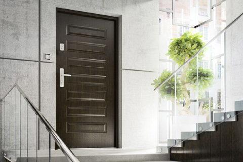 Drzwi wejściowe Gorlice do mieszkania