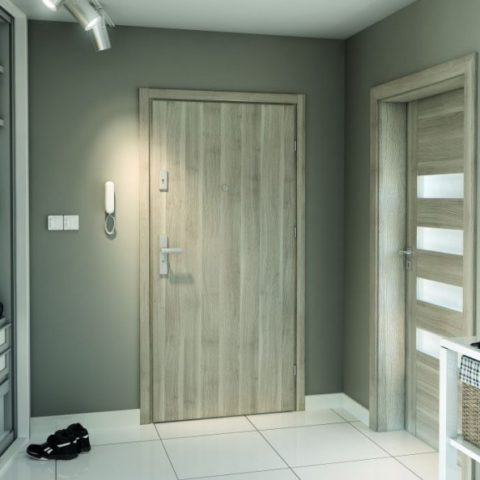 Drzwi wejściowe Wieliczka do mieszkania