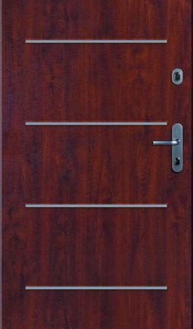 Drzwi wejściowe Brzeszcze do mieszkania