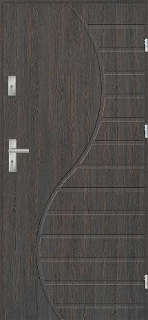 Drzwi wejściowe Limanowa do mieszkania