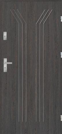 Drzwi wejściowe Miechów do mieszkania