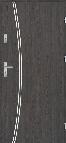 Drzwi wejściowe Andrychów do mieszkania