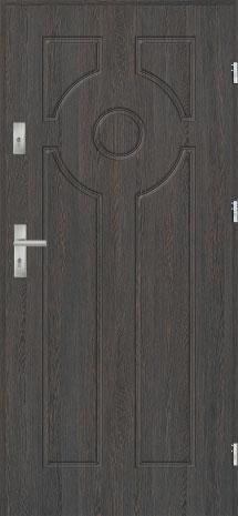 Drzwi wejściowe Wadowice do mieszkania
