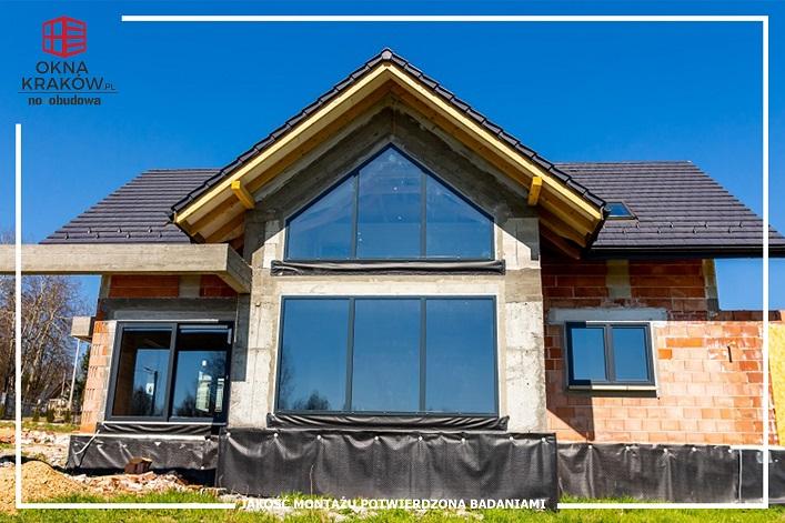 Profesjonalny ciepły montaż okien w Krakowie
