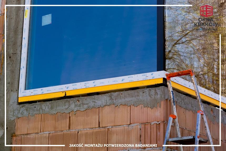 Jak wykonać montaż okien, aby był szczelny. Sprawdź