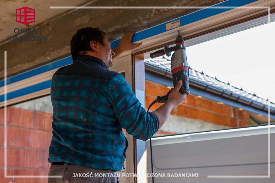 Profesjonalny montaż okien w Krakowie - Sprawdź naszych fachowców!