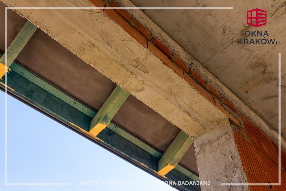 Prawidłowo przygotowane otwory do szczelnego montażu okien - Kraków i cała małopolska