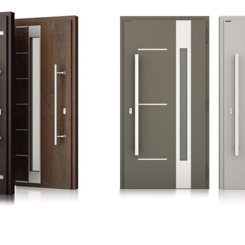Drzwi aluminiowe Skawina