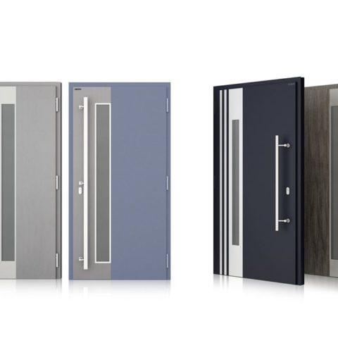 Drzwi aluminiowe Wieliczka