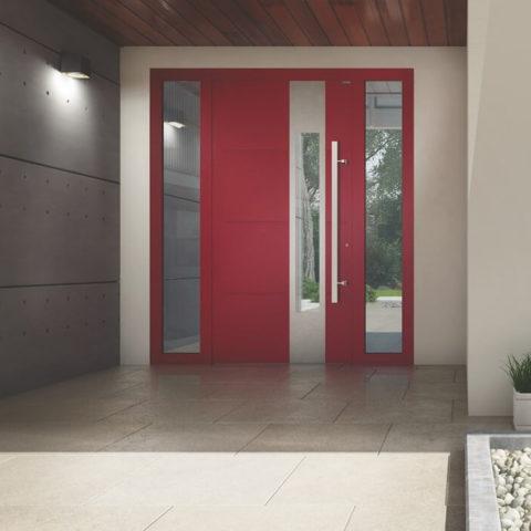 Drzwi aluminiowe Tarnów