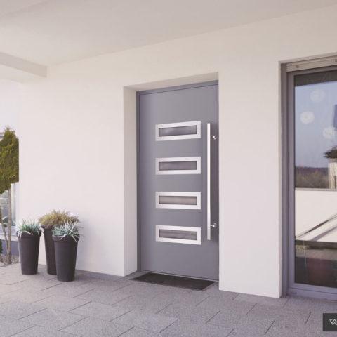 Drzwi aluminiowe Oświęcim